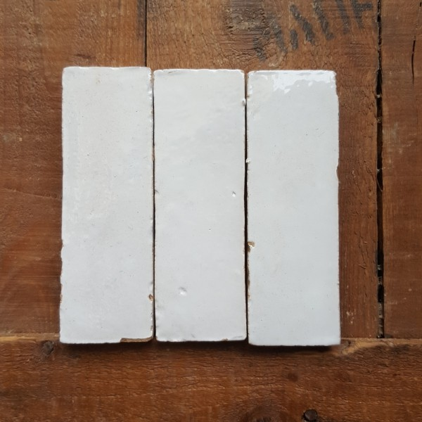 Zellige Bejmat Marocco | Bianco Jasmine