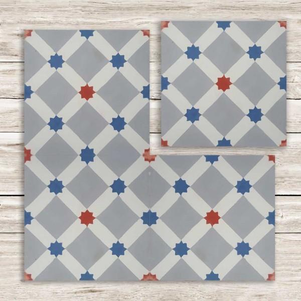 Cementina Decorata Marocco   MEKNES-08