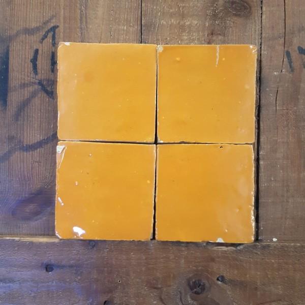 Zellige Marocco | Arancione