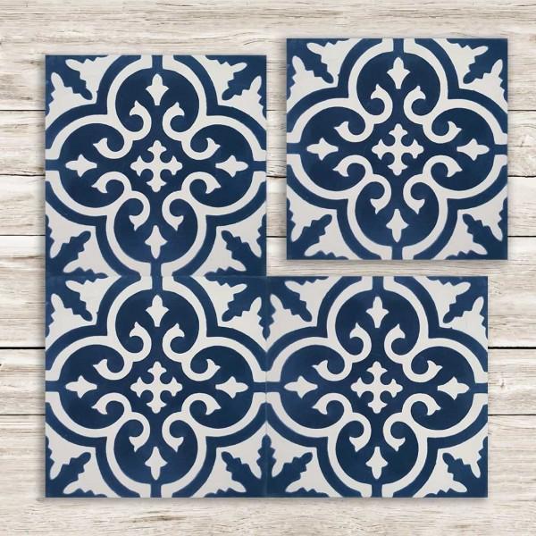 Cementina Decorata Marocco | FEZ-05