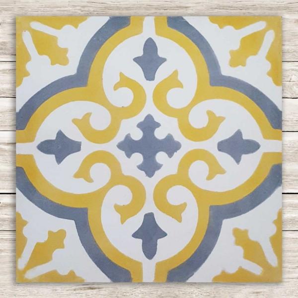 Cementina Decorata Marocco | FEZ-02