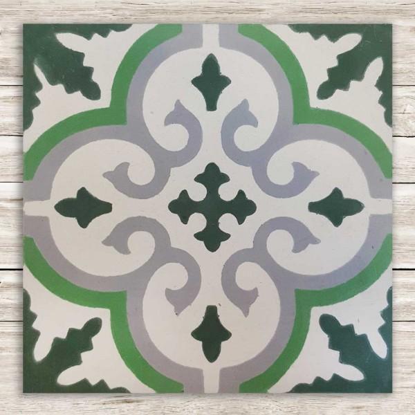 Cementina Decorata Marocco | FEZ-01
