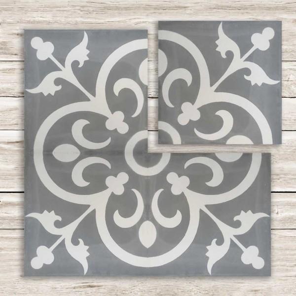 Cementina Decorata Marocco   CASABLANCA-01