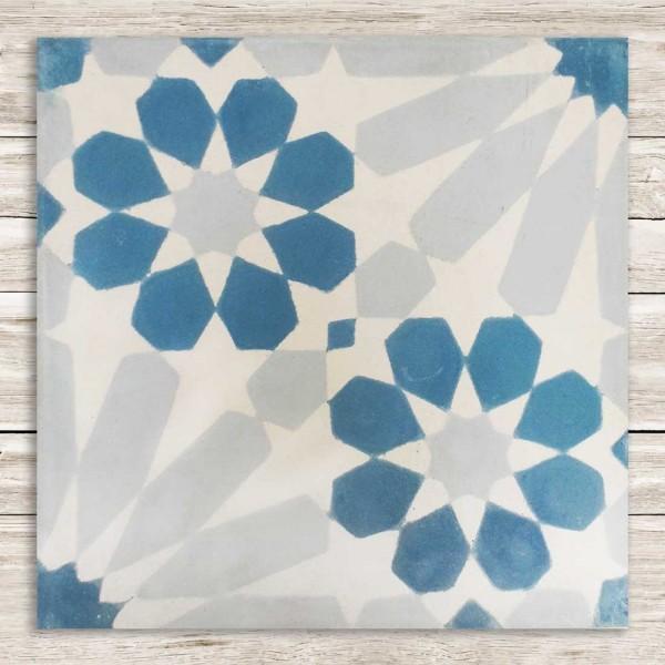 Cementina Decorata Marocco | RABAT-05