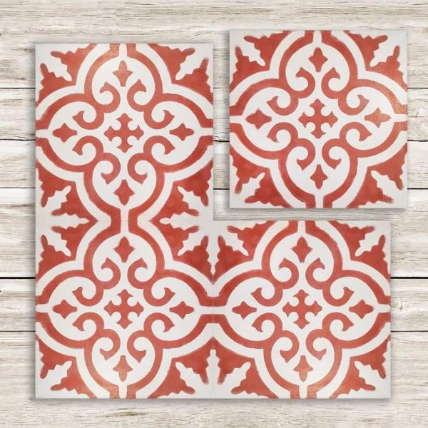 Cementina Decorata Marocco | FEZ-11