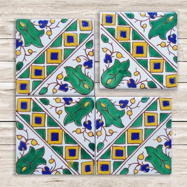 Maiolica Decorata Tunisia | BB-04