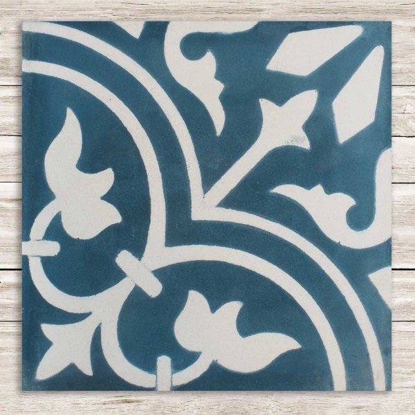 Cementina Decorata Marocco | CASABLANCA-04