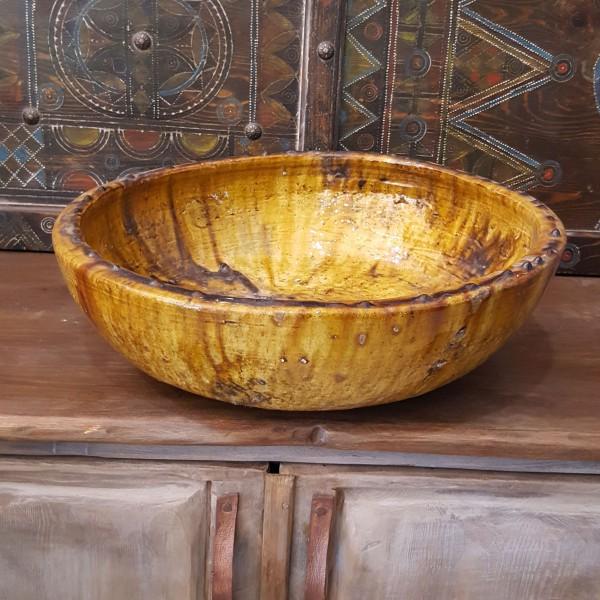 Lavandino in Ceramica Tamegrout Marocco   TAM45-03