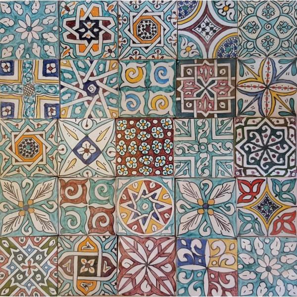 Maiolica Decorata Marocco | PK-Verde